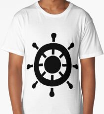 Ship Wheel Long T-Shirt