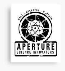 Aperture Laboratories Canvas Print
