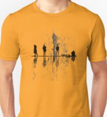UpsideDown On The Garden - v2 Unisex T-Shirt