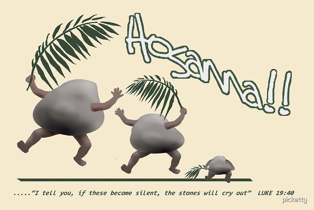 Hosanna by picketty