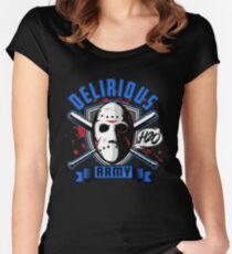 H2O DELIRIOUS Women's Fitted Scoop T-Shirt