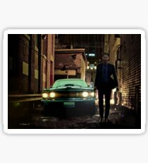 John Wick - The Boogeyman Sticker