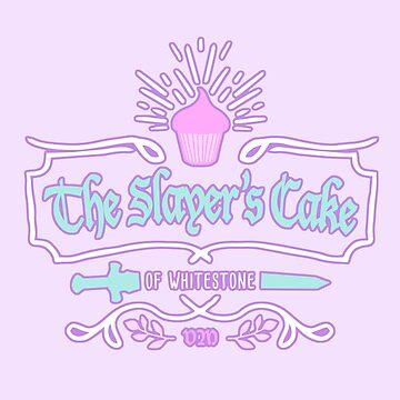 The Slayer's Cake von baselinegraphix