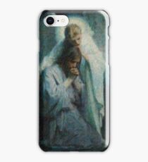 Absstract Agony In The Garden by Frans Schwartz, 1898 2 iPhone Case/Skin