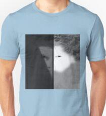 Never trust a shadow Unisex T-Shirt