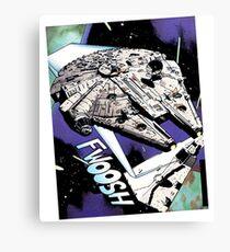 Millenium Falcon - T-shirt Canvas Print