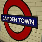 camden town by jimf66