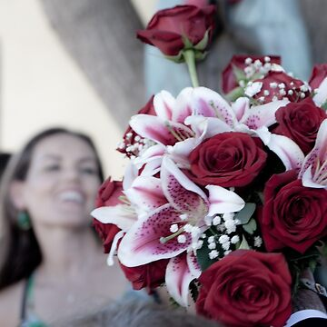 Wedding Flowers by MarkYoung