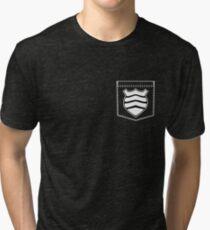 Shield Pocket Tri-blend T-Shirt