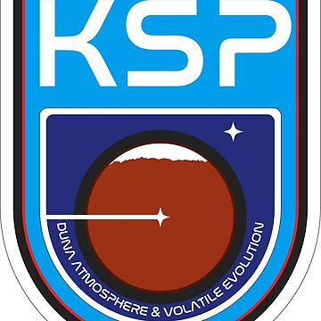 Kerbal Space Program - Duna Badge by PCB1981