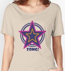 ZOMG! Women's Relaxed Fit T-Shirt