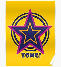 ZOMG! Poster