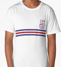 Five Long T-Shirt