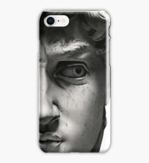 Souvenir from Florence - David iPhone Case/Skin