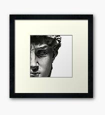 Souvenir from Florence - David Framed Print