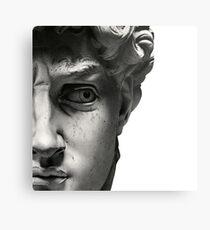 Souvenir from Florence - David Metal Print