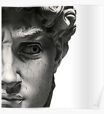 Póster Recuerdo de Florencia - David