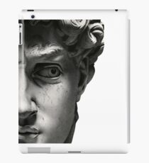 Souvenir from Florence - David iPad Case/Skin