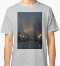 Prague, Czech Republic, Charles Bridge Classic T-Shirt