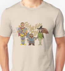 adventure area Unisex T-Shirt