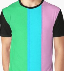 Abstract Colors of Spring 2 Graphic T-Shirt