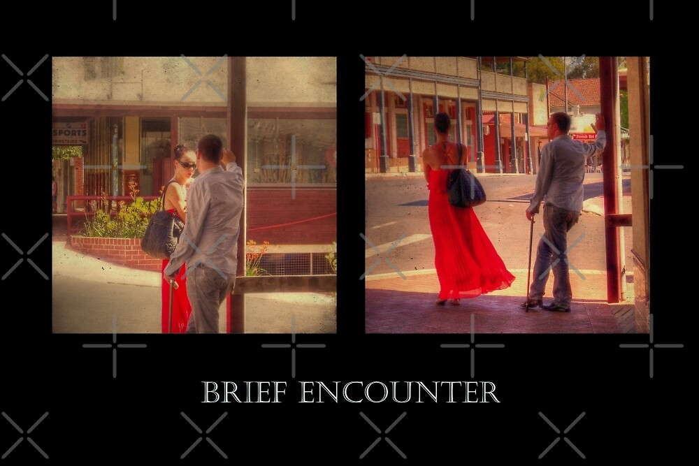 Brief Encounter by Elaine Teague