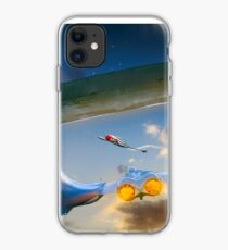 Avoiding Action iPhone Case