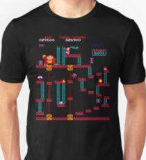 Donkey Kong Elevator Stage Unisex T-Shirt