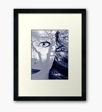 Colour Of Your Soul Framed Print