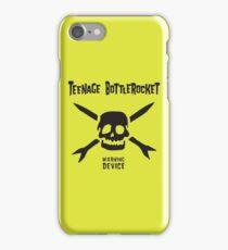 Warning Device iPhone Case/Skin