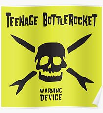 Warning Device Poster