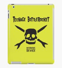 Warning Device iPad Case/Skin