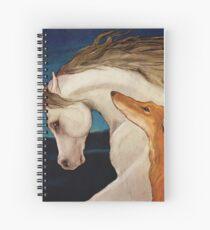 Kindred Spirits Spiral Notebook
