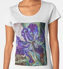 Tulips Women's Premium T-Shirt