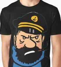 the captain's Graphic T-Shirt