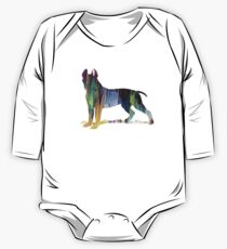 Pit bull terrier  One Piece - Long Sleeve