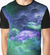 Waves from Space Graphic T-Shirt