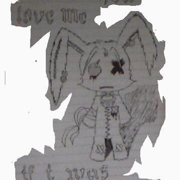 Emo Bunny Jr 2 by JoryV