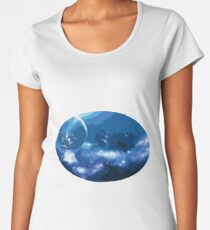 Stellaris - A view on the Universe Women's Premium T-Shirt