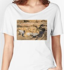 Ancient Seabed Exposed Women's Relaxed Fit T-Shirt