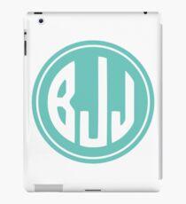 BJJ - Brazilian Jiu-Jitsu iPad Case/Skin