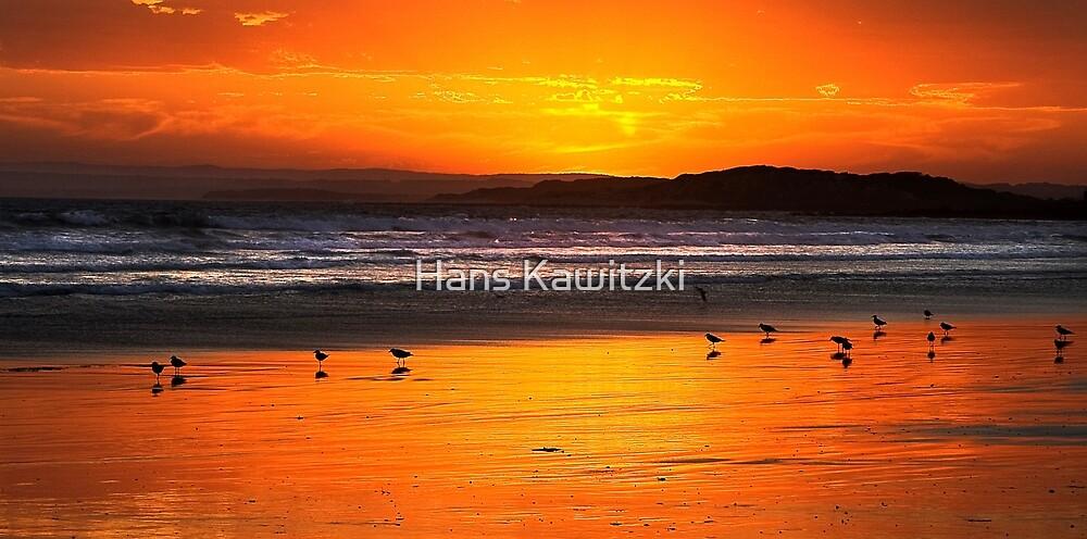 1209 13th Beach after Sunset by Hans Kawitzki