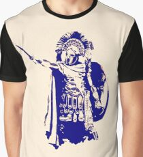 The might of Sparta Graphic T-Shirt