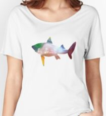 Shark  Women's Relaxed Fit T-Shirt