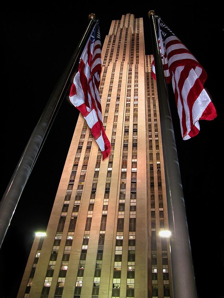 Rockefeller Centre by RedKen