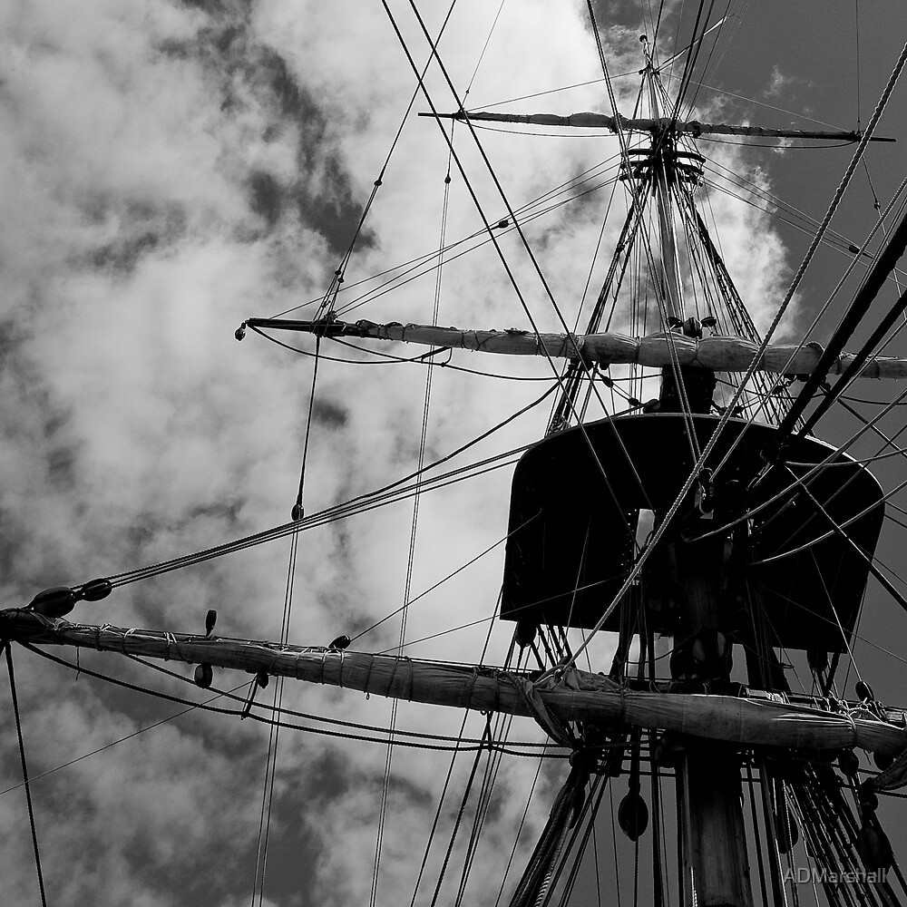 Mast by ADMarshall