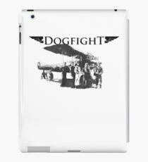 dogfight_albatros_squadron iPad Case/Skin