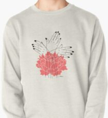 Reaching For Light Pullover