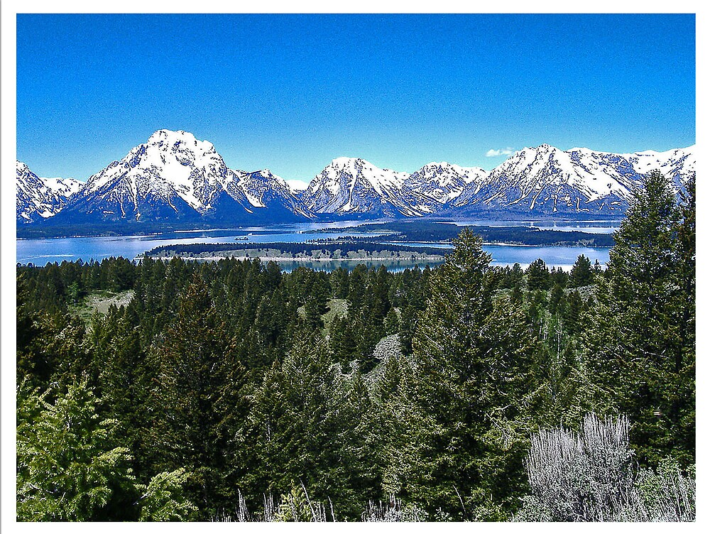 The Grand (very grand) Tetons by avocet