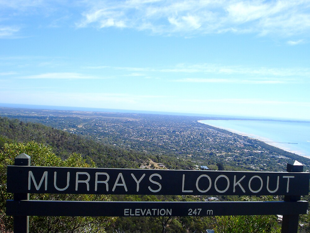 Murray Lookout. by smolsey